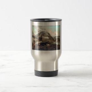 The Capture Of Fort Fisher -- Civil War Mug