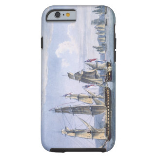The Capture of Le Sparviere on 3rd May, 1810, engr Tough iPhone 6 Case