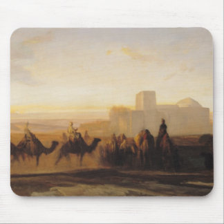 The Caravan Mouse Pad