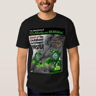 The Carbon Footprint Monster - Part 3 T Shirt