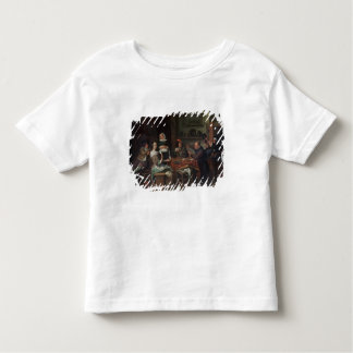 The Card Players Toddler T-Shirt