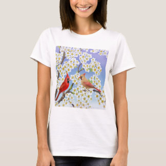 The Cardinals Ladies Baby Doll Fitted Shirt