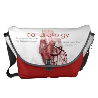 The Cardiology Bag Messenger Bags