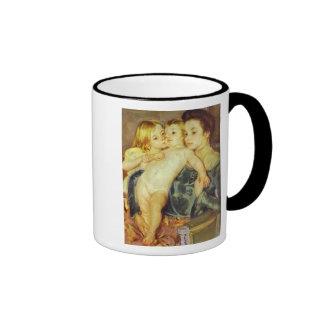 The Caress. 1902, Mary Cassatt Mugs