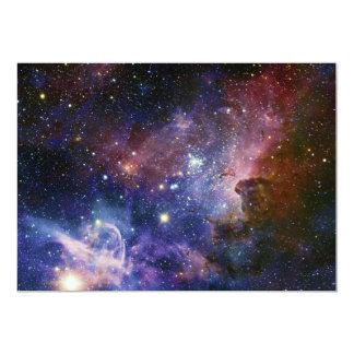 The Carina Nebula Eta Carina Nebula NGC 3372 13 Cm X 18 Cm Invitation Card