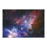 The Carina Nebula Eta Carina Nebula NGC 3372 Canvas Prints
