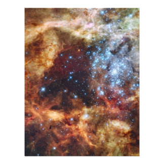 The Carina Nebula Flyer
