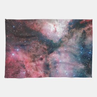 The Carina Nebula imaged by the VLT Survey Telesco Tea Towel