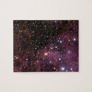 The Carina Nebula (NGC 3372) Puzzle