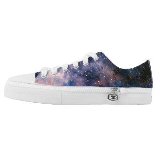 The Carina Nebula's hidden secrets Printed Shoes
