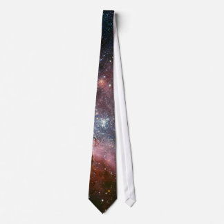 The Carina Nebula's hidden secrets Tie