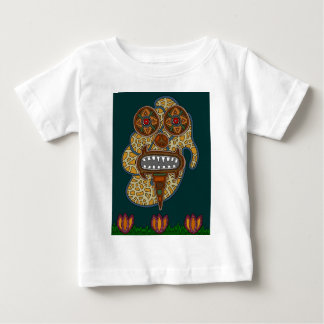 The Carnival Glass Man Baby T-Shirt