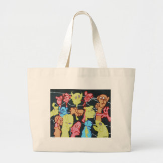 The Carnival Large Tote Bag