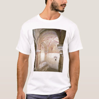 The Carolingian frescoes in the inner crypt T-Shirt
