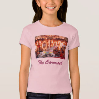 'The Carousel' Girls' T-shirt