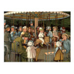 """""""The Carousel"""" Post Cards"""