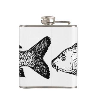 The carp hip flask! flask