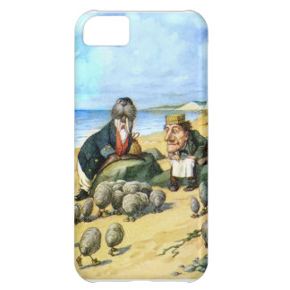 The Carpenter and the Walrus in Wonderland iPhone 5C Case