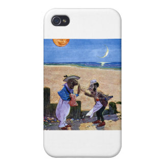 The Carpenter and the Walrus iPhone 4 Cover