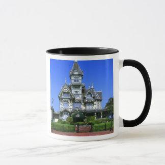The Carson Mansion in Eureka, California Mug