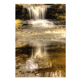 The Cascades at Glen Helen Nature Reserve, Ohio Photo Print