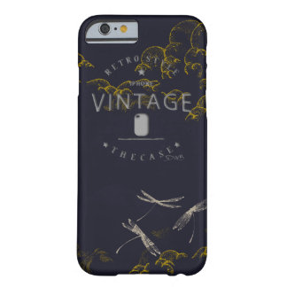 """""""The Case"""" Vintage iPhone cases collection Barely There iPhone 6 Case"""