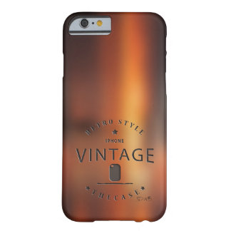 """The Case"" Vintage iPhone cases collection Barely There iPhone 6 Case"