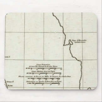 The Caspian See Mouse Mat