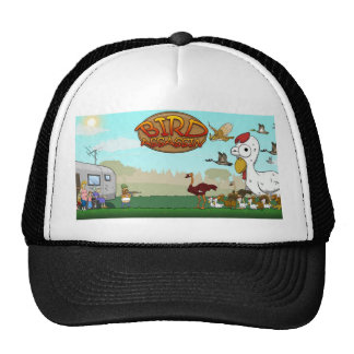 The Cast of Characters Trucker Hats