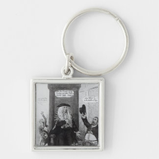 The Casting Vote, or the Independant Speaker Keychains
