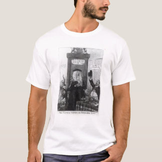 The Casting Vote, or the Independant Speaker T-Shirt