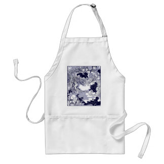 The Castle by the Sea Standard Apron