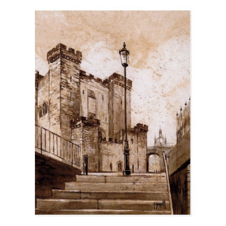 The Castle Keep, Newcastle upon Tyne Post Card
