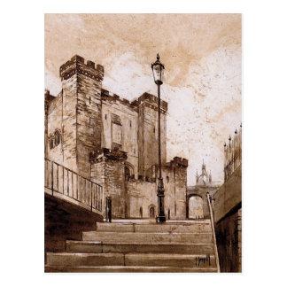The Castle Keep, Newcastle upon Tyne Post Card