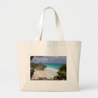 The Castle Large Tote Bag