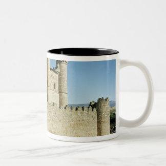 The castle mug
