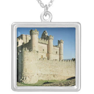 The castle pendant