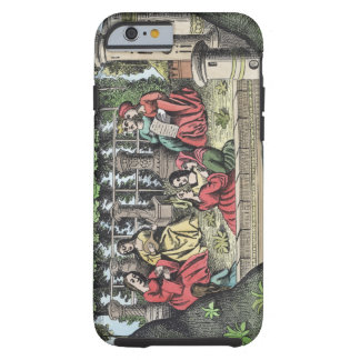 The Castle of Alamond and its Enchantments, from ' Tough iPhone 6 Case