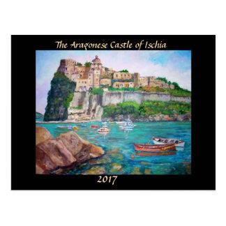 The Castle of Ischia - Postcard
