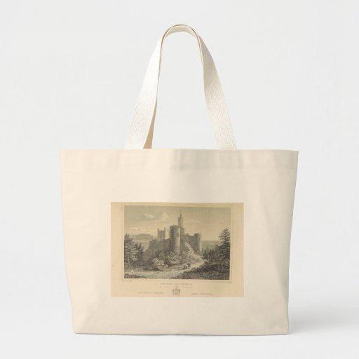 The Castle of ortenberg 1860, Darmstadt Bags