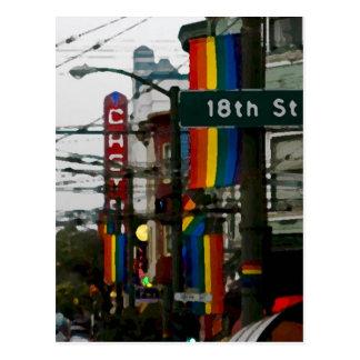 The Castro Postcard