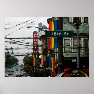 The Castro Print