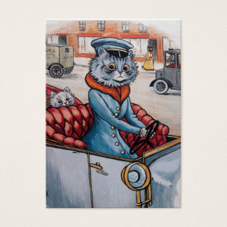The Cat Chauffeur - Two Sided