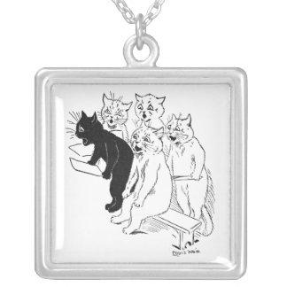 The Cat Chorus Jewelry