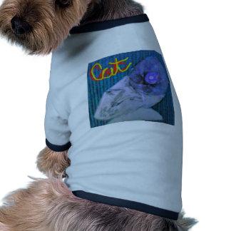 The cat dog tee