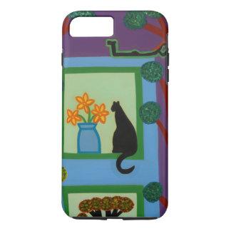The Cat From Askew Crescent 2008 iPhone 8 Plus/7 Plus Case