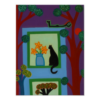 The Cat From Askew Crescent 2008 Poster