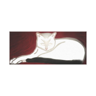The Cat on Canvas