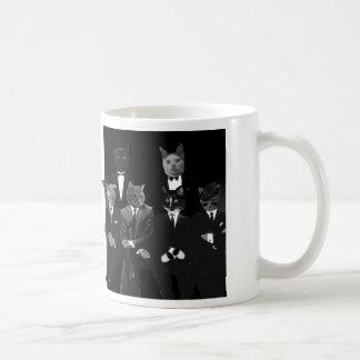 The Cat Pack Mug