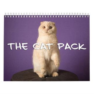 The Cat Pack Wall Calendars
